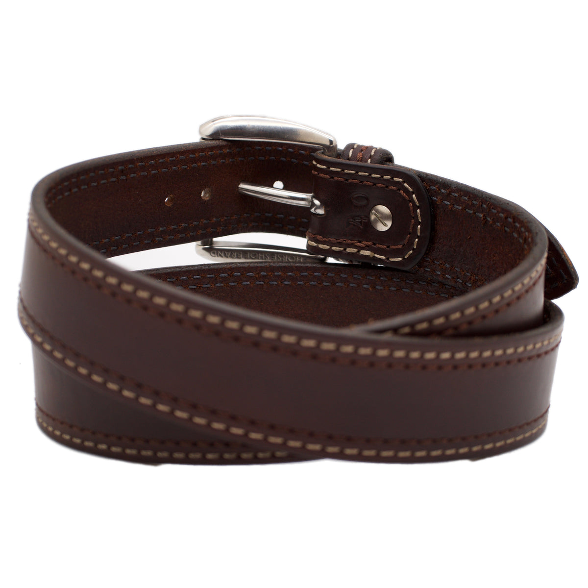 The LEXINGTON WIDE 1.75 Leather Belt