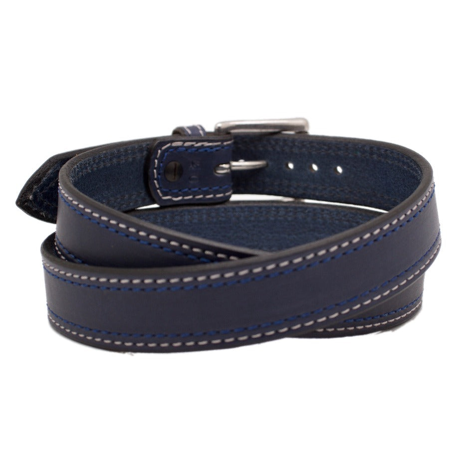 The BLUEBERRY HILL 1.5 Leather Belt