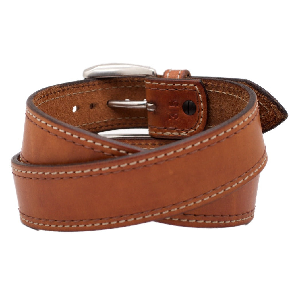 The BELMONT WIDE 1.75 Leather Belt