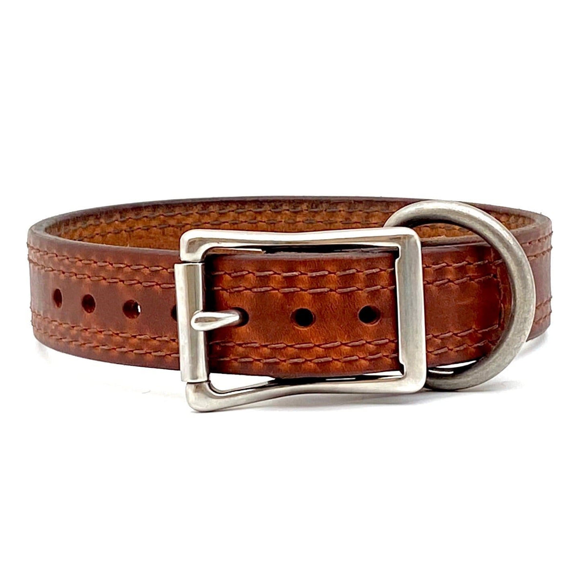 The COPPERHEAD DOG COLLAR