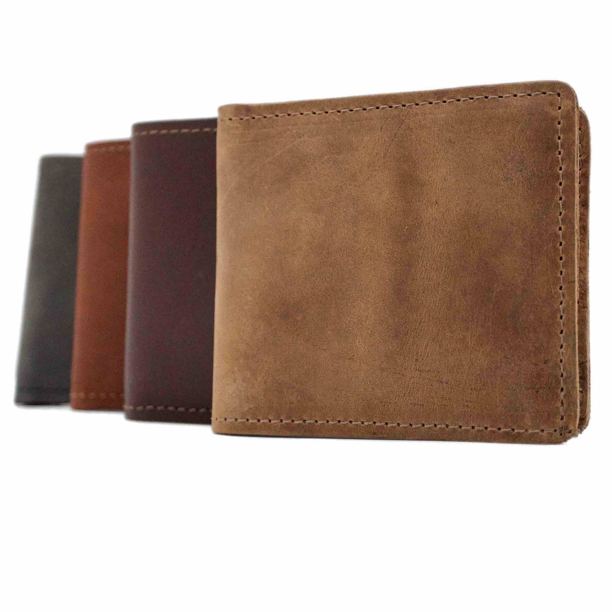 The Charleston 375 American Made Bifold Wallet