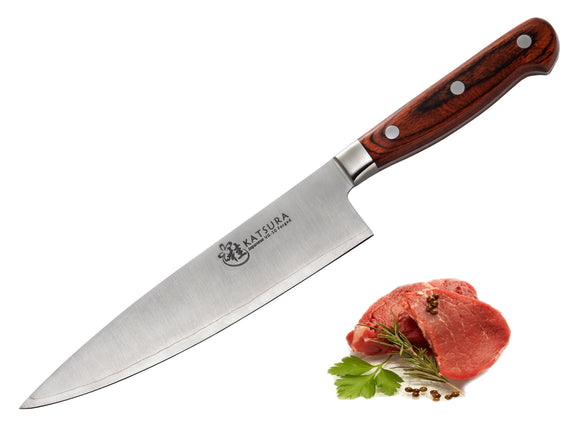 VG-10 Forged 8-in Chef Knife