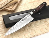 VG-10 Damascus 8-in Chef Knife