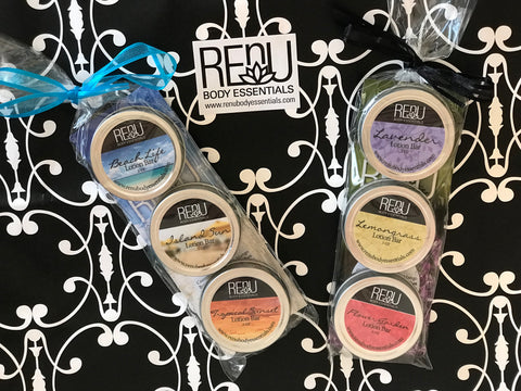 Renu Lotion Bar Trio
