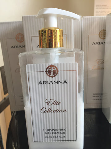 Arianna- Ultra Purifying Milk Cleanser