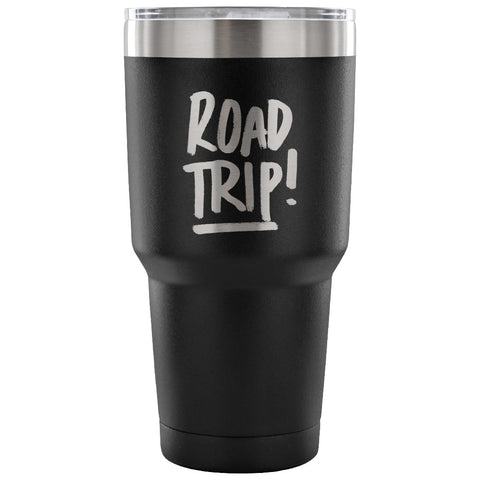 Road Trip 30 oz Tumbler- Travel Cup, Coffee Mug