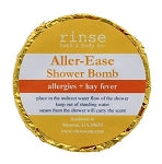 Aller-Ease- a blend of 100% pure Lemon, Lavender, and Peppermint essential oils. This blend is known to help with allergies + hay fever symptoms.