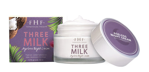Three Milk Night Cream