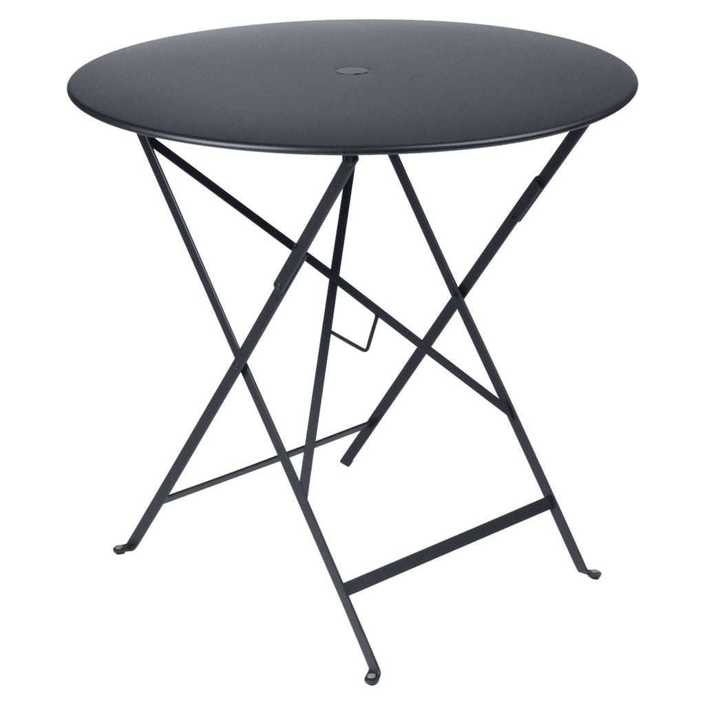 "30"" METAL BISTRO TABLE"