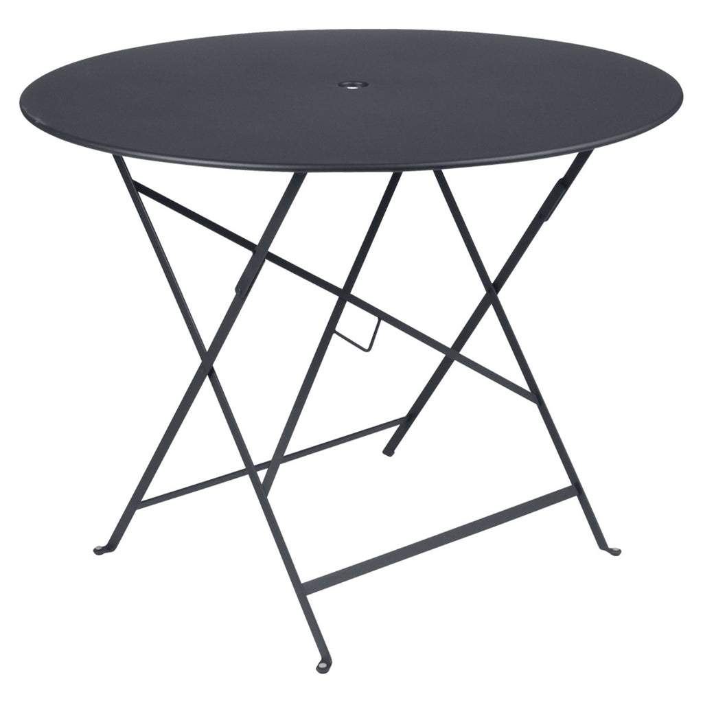 "38"" METAL BISTRO TABLE"