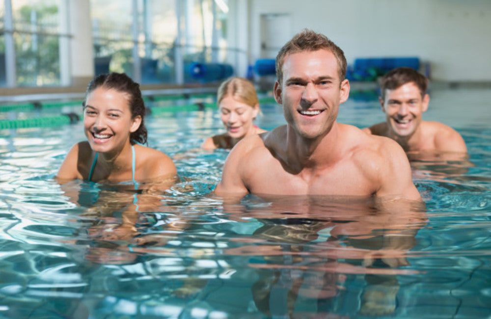 ADVANCED WATER AEROBICS INSTRUCTOR CERTIFICATION