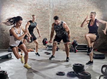 ASFA's NEW Advanced Group Fitness & Bootcamp Certification