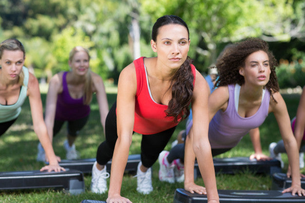 GROUP FITNESS AND BOOTCAMP INSTRUCTOR CERTIFICATION