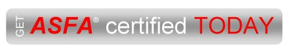 ASFA PERSONAL TRAINER & FITNESS CERTIFICATIONS