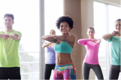 Dance Aerobics Certification