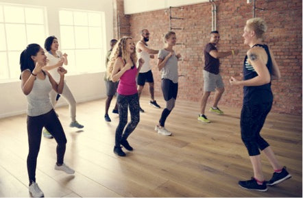 Dance/Hip-Hop Aerobics Certification