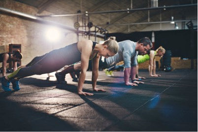 Bootcamp Fitness Certification