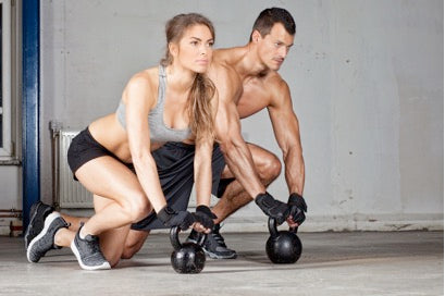 Kettlebell Instruction