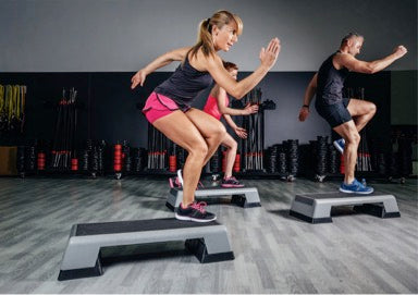 Kickbox/Step Aerobics Certification