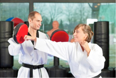 Martial Arts Fitness Instructor Certification