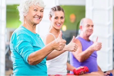 Senior Fitness Certification