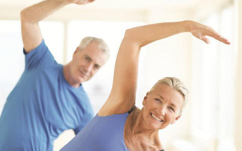 Advanced Senior Fitness Instructor Certification