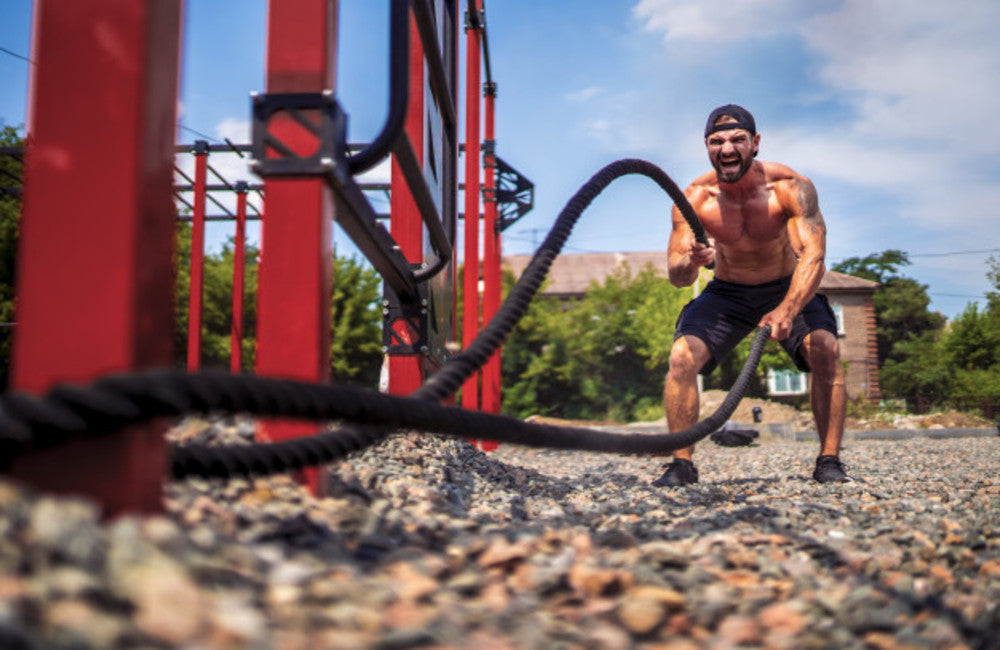 FUNCTIONAL FITNESS TRAINING CERTIFICATION