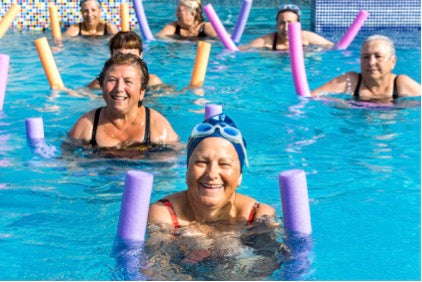 ASFA's Water Aerobics Certification