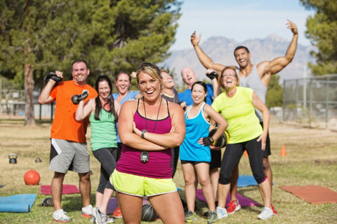 ASFA Group Fitness & Bootcamp Instruction Certification