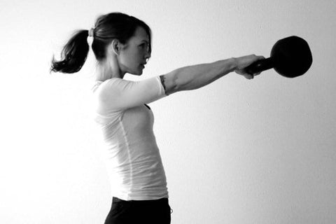 ASFA Kettlebell Instruction Certification