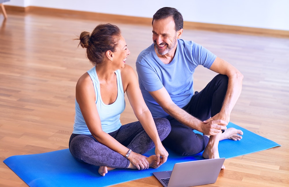 Couples Fitness Ideas