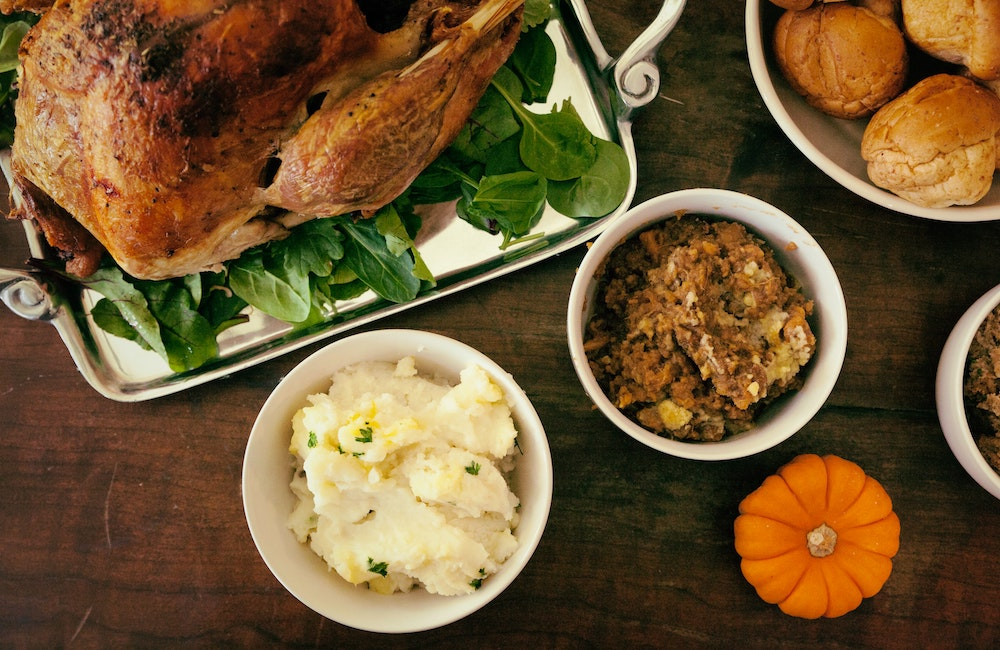 Thanksgiving Meal - Sports Nutrition