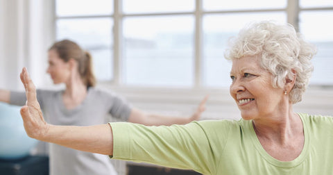Senior Fitness Instruction Certification