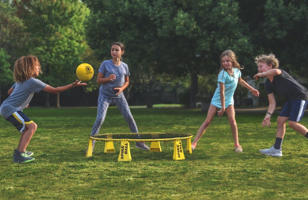 Youth Fitness Trainer – Making Fitness Fun!