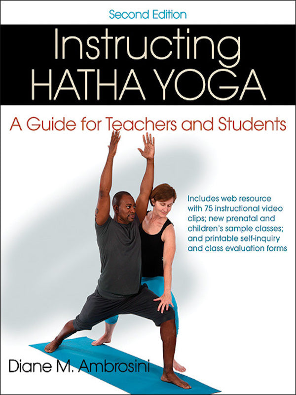 Instructing HATHA YOGA (2nd Edition)