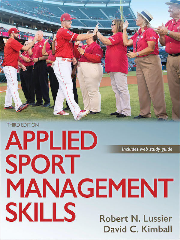 Applied Sport Management Skills (3rd Edition)