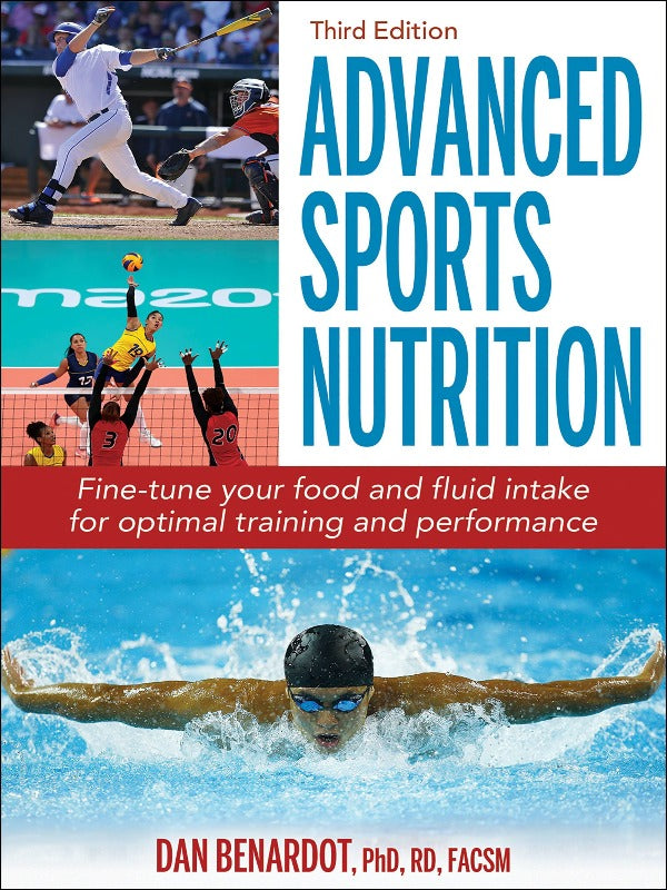 Advanced Sports Nutrition - 3rd Edition