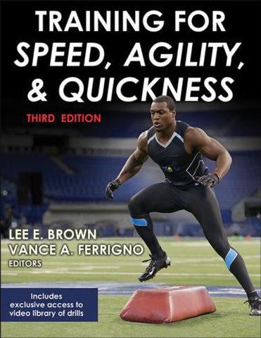 Training for Speed, Agility, and Quickness (3rd Edition)