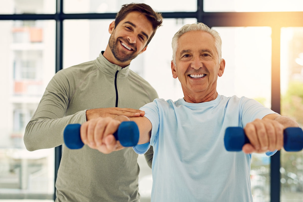 Advanced Senior Fitness Certification