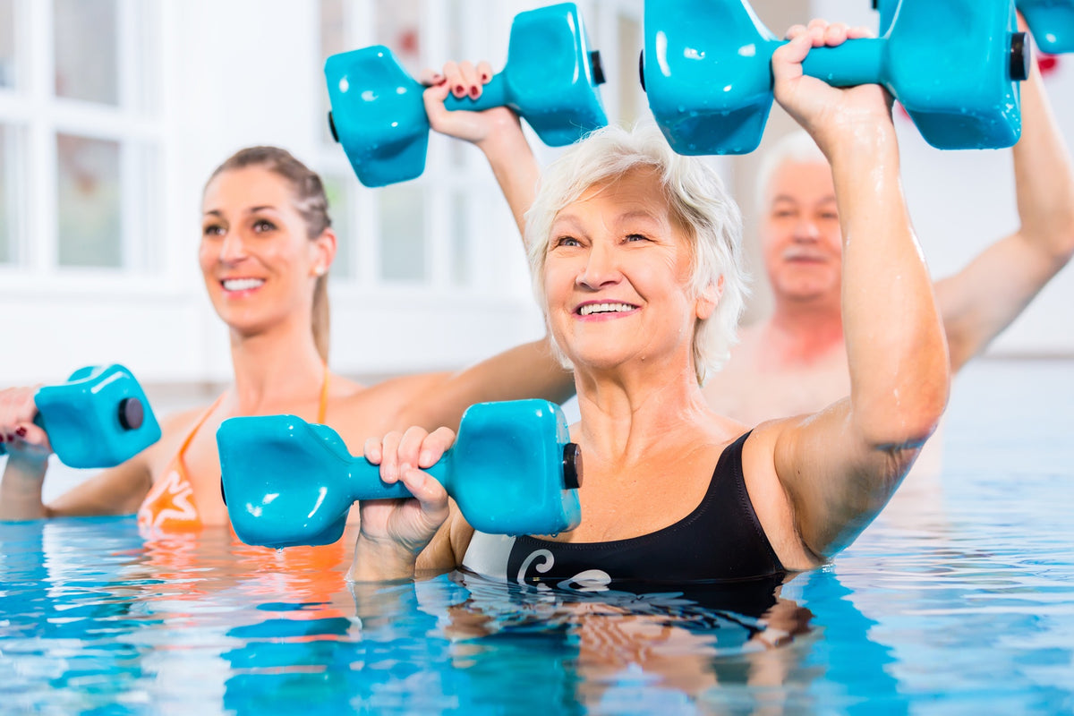 Advanced Water Aerobics Certification Online