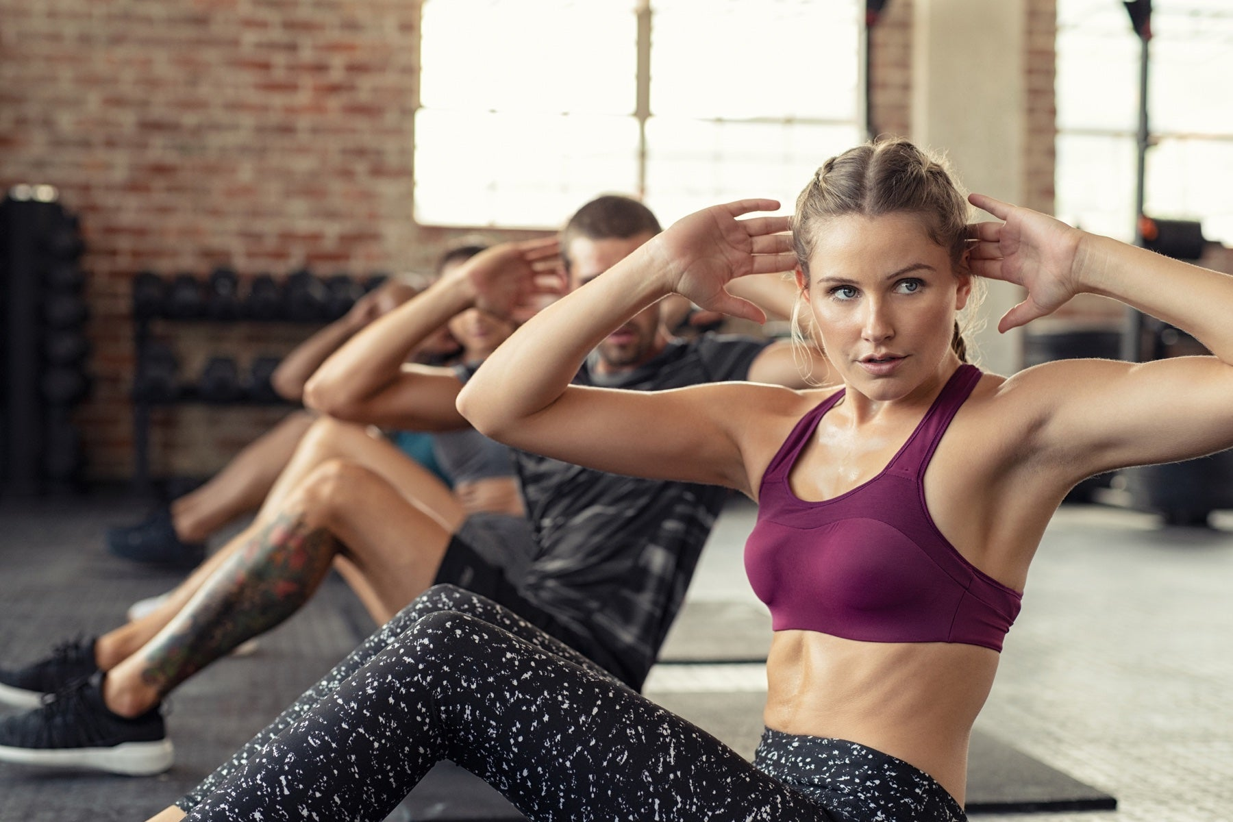 Group Fitness Certification Online - Bootcamp Certification Online