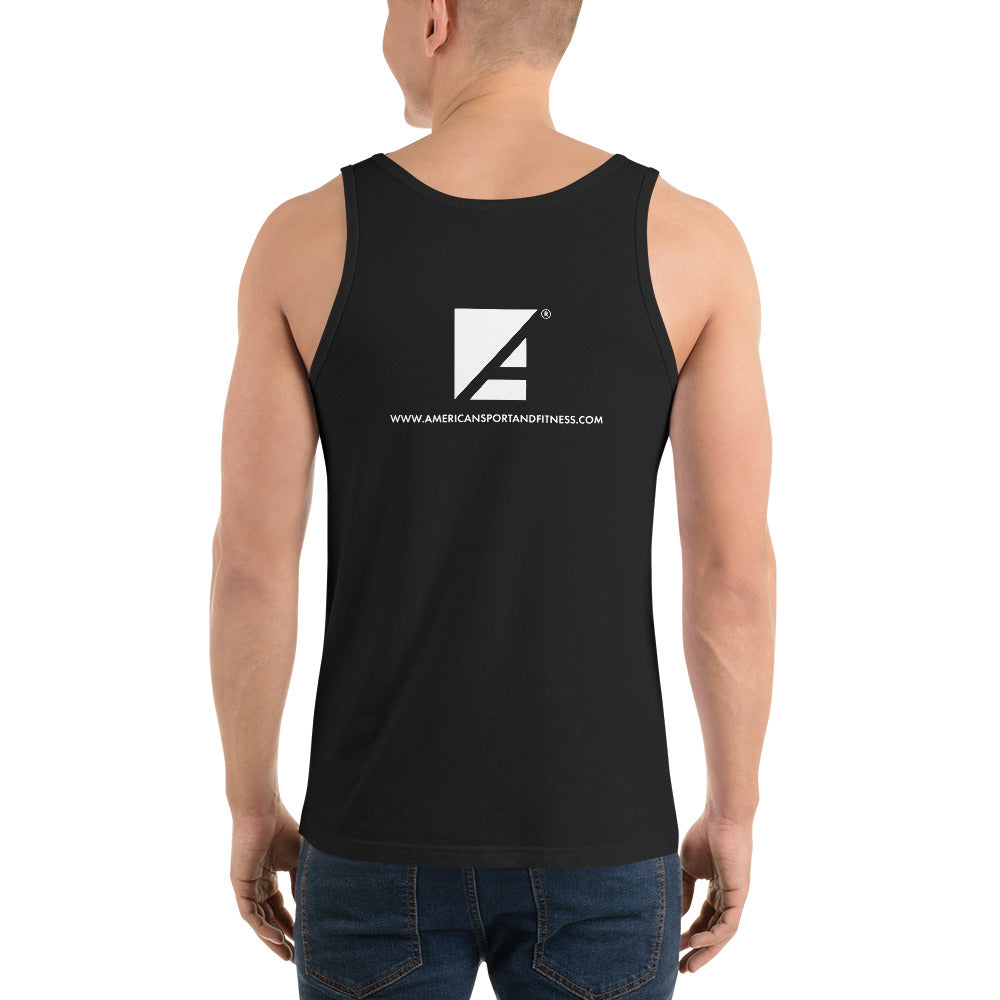 Men's Tank Top (Black)