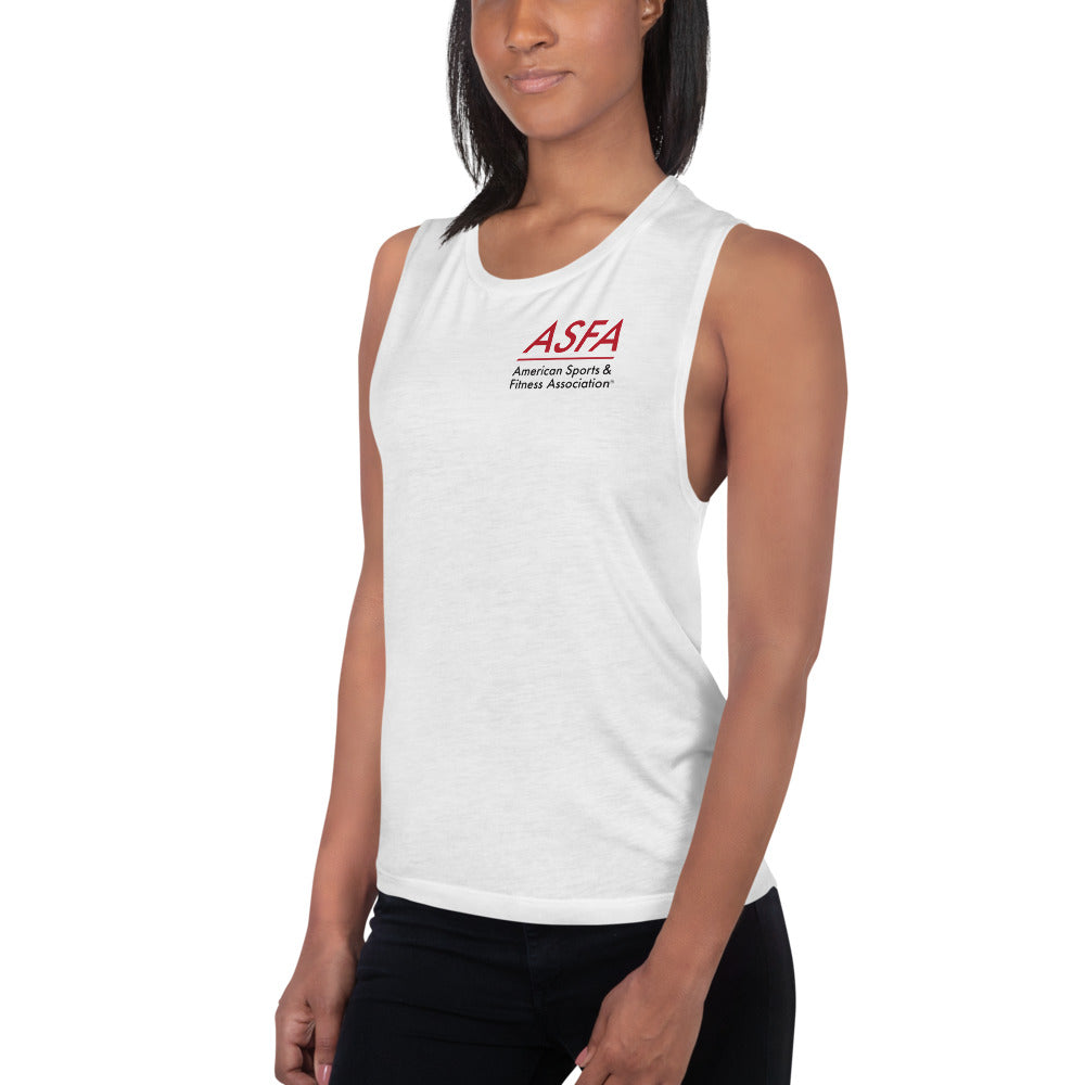 Women's Tank Top (White)