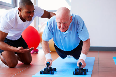 Senior Fitness Instructor Certification