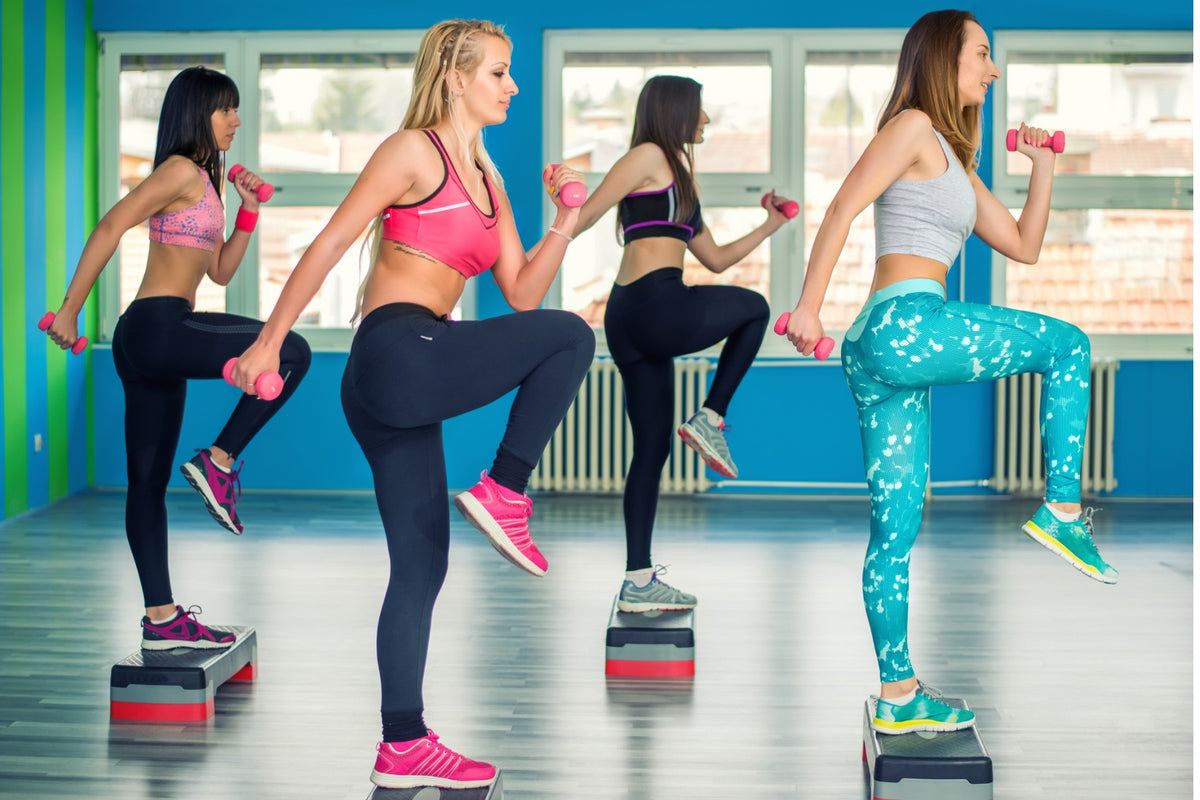 Step Aerobics Certification and Cardio Kickboxing Certification Online