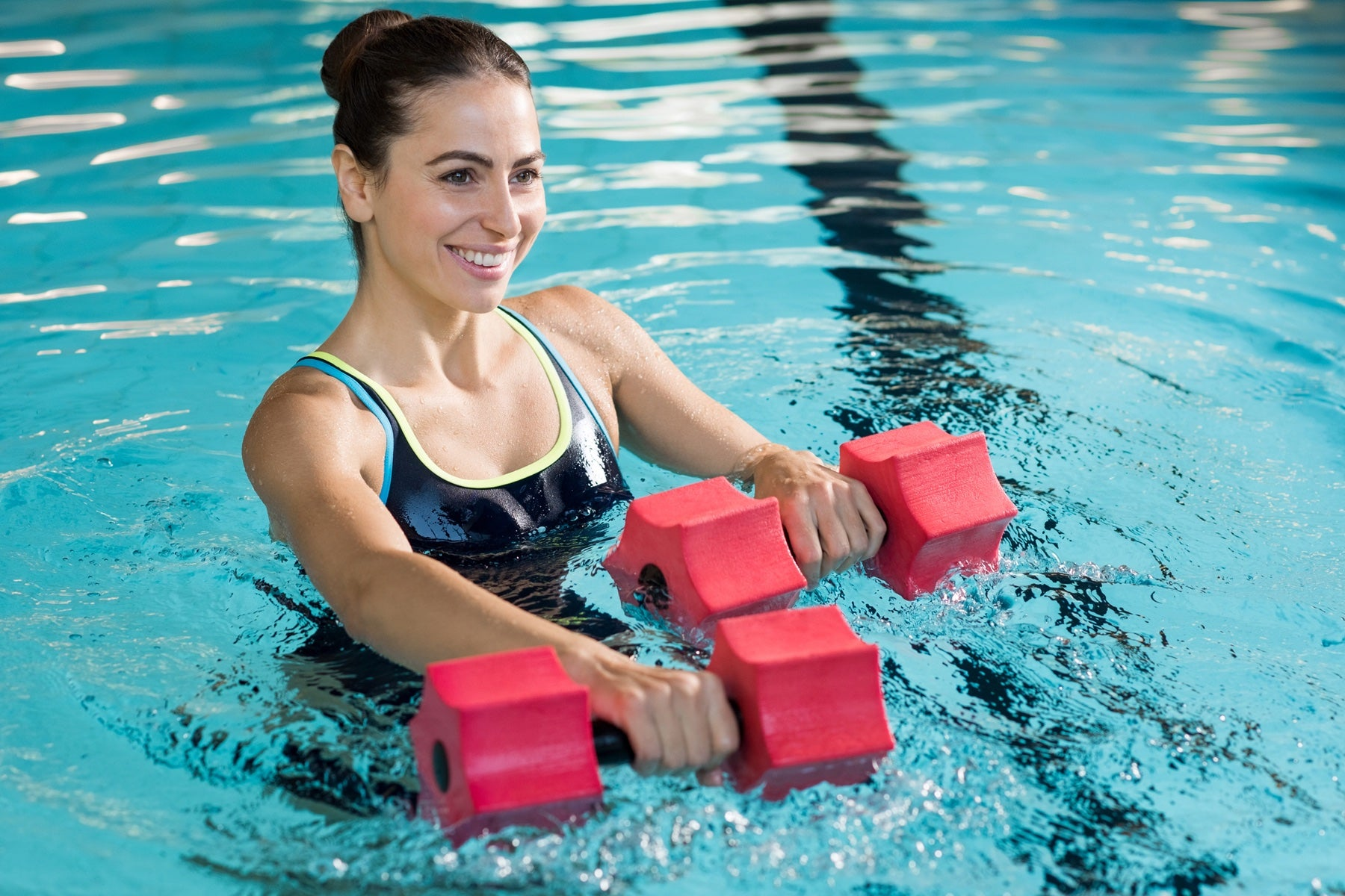 Water Aerobics Instructor Certification