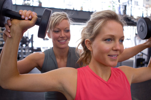 Women's Fitness Instructor Certification