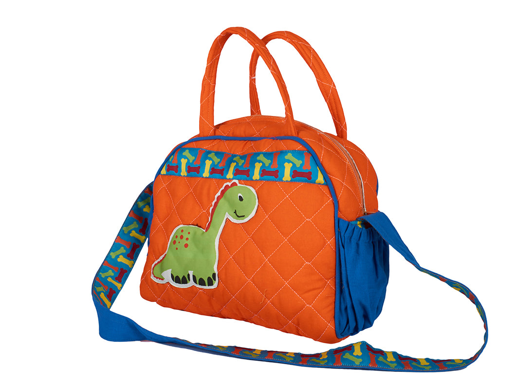Dino Lunch Bag with Sling