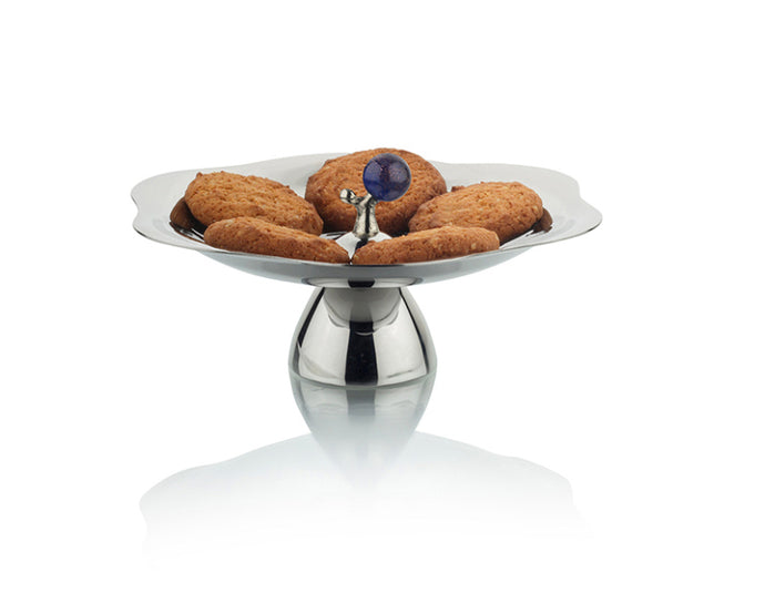 Arttdinox Blue Berry  Cookie Platter (Large)