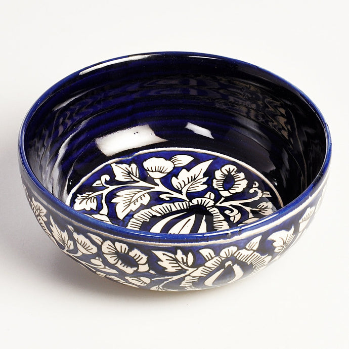 Mughal Snack Serving Bowl
